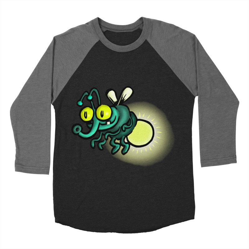 SQUIRMISH: Shiny Heinie Men's Baseball Triblend Longsleeve T-Shirt by STWALLSKULL's Shirt Shack