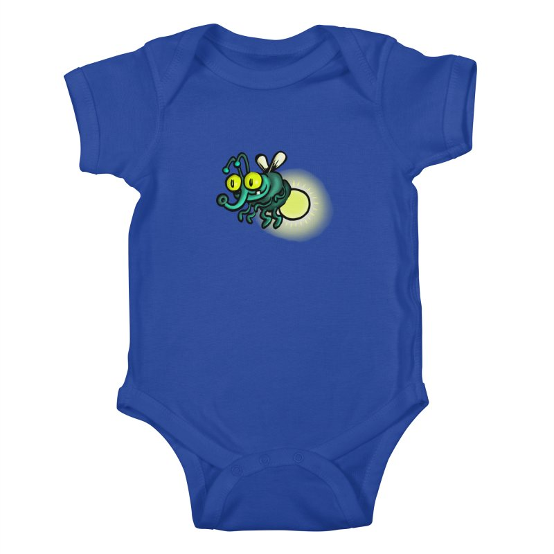 SQUIRMISH: Shiny Heinie Kids Baby Bodysuit by STWALLSKULL's Shirt Shack