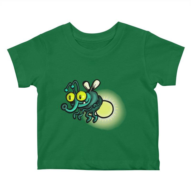 SQUIRMISH: Shiny Heinie Kids Baby T-Shirt by STWALLSKULL's Shirt Shack