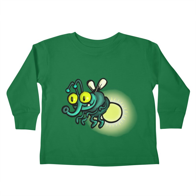 SQUIRMISH: Shiny Heinie Kids Toddler Longsleeve T-Shirt by STWALLSKULL's Shirt Shack