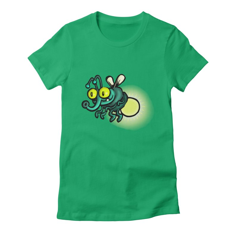 SQUIRMISH: Shiny Heinie Women's Fitted T-Shirt by STWALLSKULL's Shirt Shack