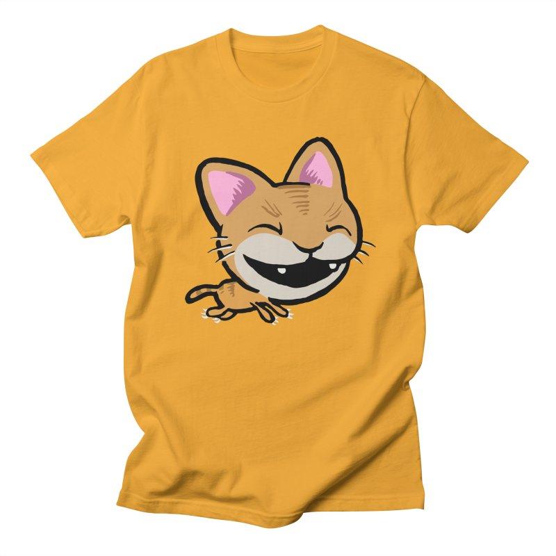 Kittastrophe Women's Unisex T-Shirt by STWALLSKULL's Shirt Shack