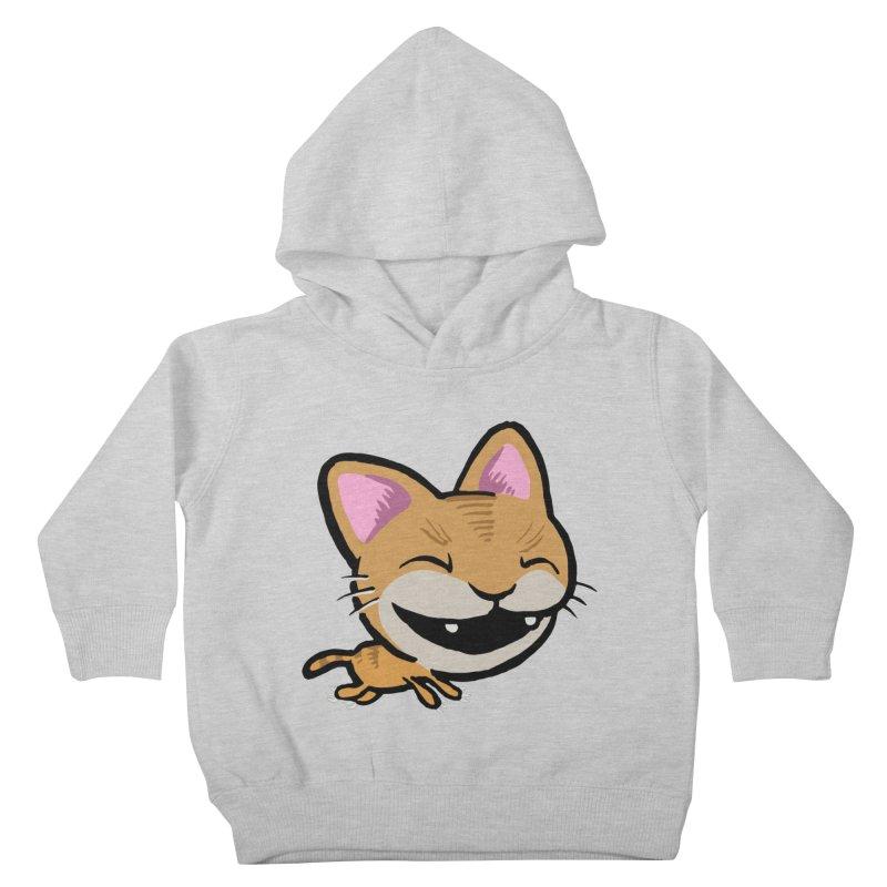 Kittastrophe Kids Toddler Pullover Hoody by STWALLSKULL's Shirt Shack