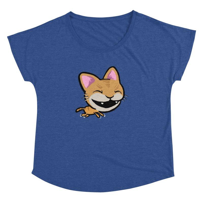 Kittastrophe Women's Dolman by STWALLSKULL's Shirt Shack