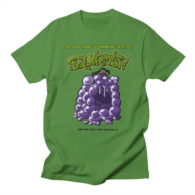 Squirmish | Card #89: Jelly Jam Men's T-Shirt by STWALLSKULL's Shirt Shack