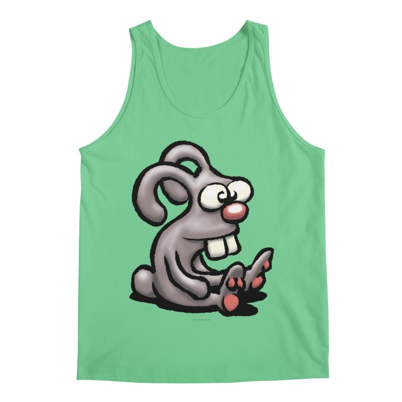 Squirmish Card A02: GROXNY Men's Regular Tank by STWALLSKULL's Shirt Shack