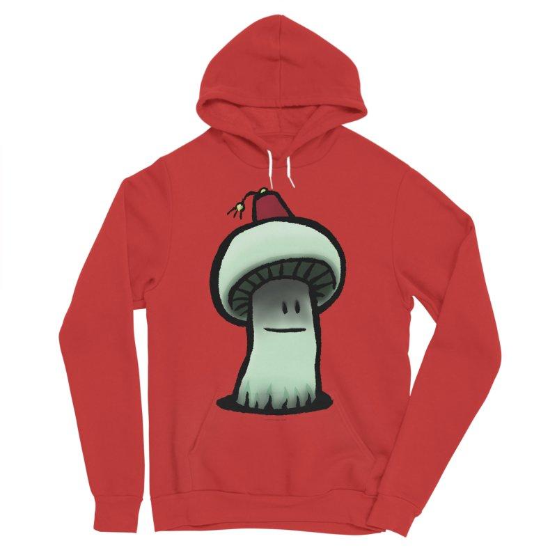 Squirmish Card A43: MASTER MUSHRU Men's Sponge Fleece Pullover Hoody by STWALLSKULL's Shirt Shack