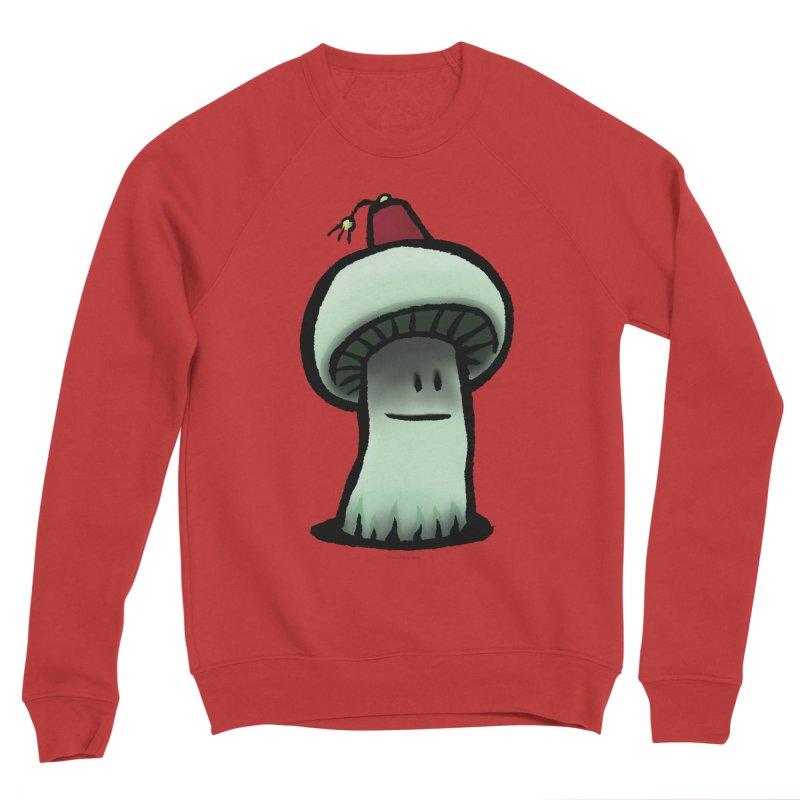 Squirmish Card A43: MASTER MUSHRU Men's Sweatshirt by STWALLSKULL's Shirt Shack