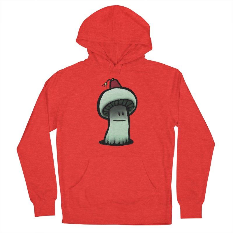 Squirmish Card A43: MASTER MUSHRU Men's Pullover Hoody by STWALLSKULL's Shirt Shack