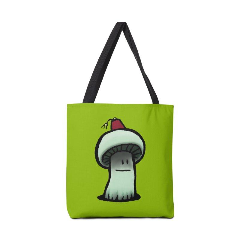 Squirmish Card A43: MASTER MUSHRU Accessories Bag by STWALLSKULL's Shirt Shack