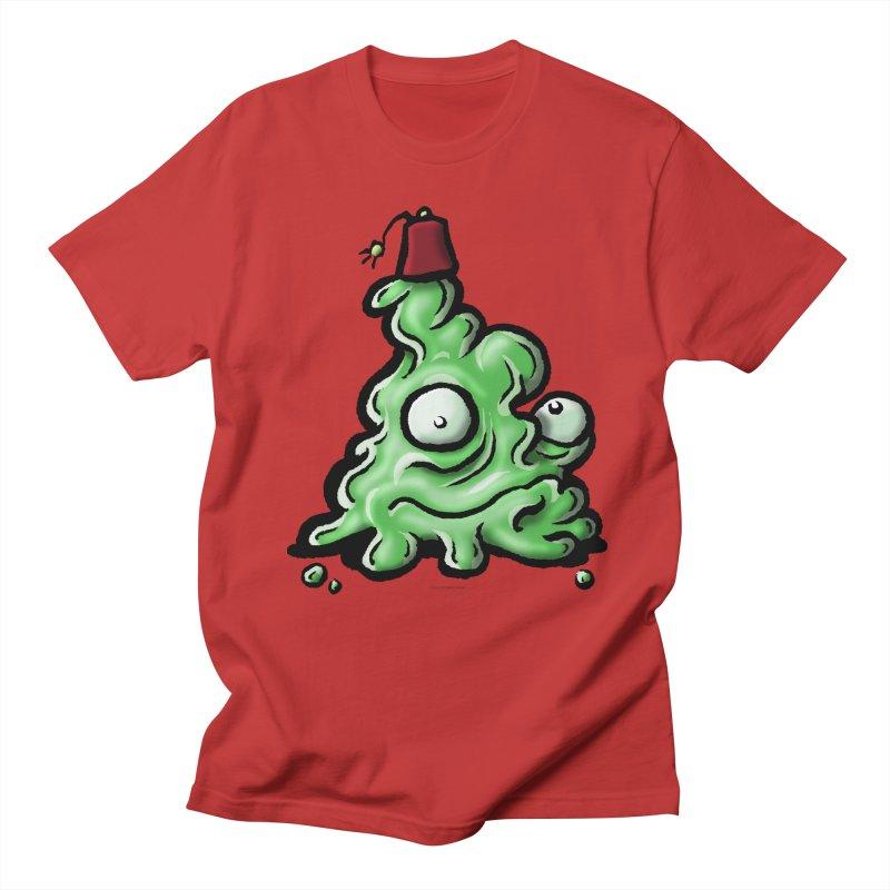 Squirmish Card A46: MASTER TOFU Men's T-Shirt by STWALLSKULL's Shirt Shack