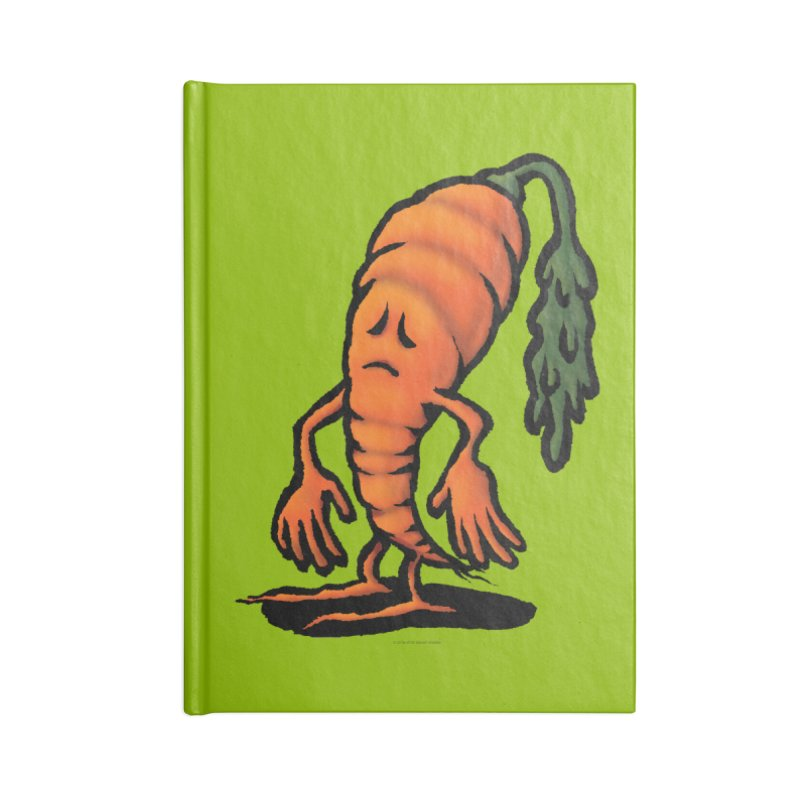 Squirmish Card A57: MR. CARROT Accessories Blank Journal Notebook by STWALLSKULL's Shirt Shack