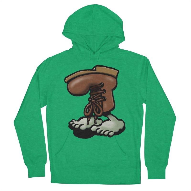 Squirmish Card A59: FIGBOOT Women's French Terry Pullover Hoody by STWALLSKULL's Shirt Shack