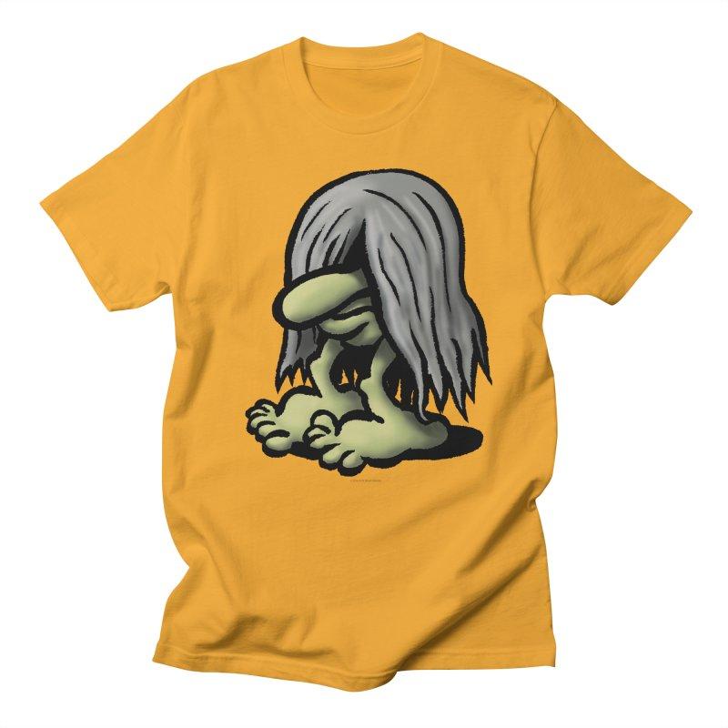 Squirmish Card A60: DENDWIGGO Men's Regular T-Shirt by STWALLSKULL's Shirt Shack