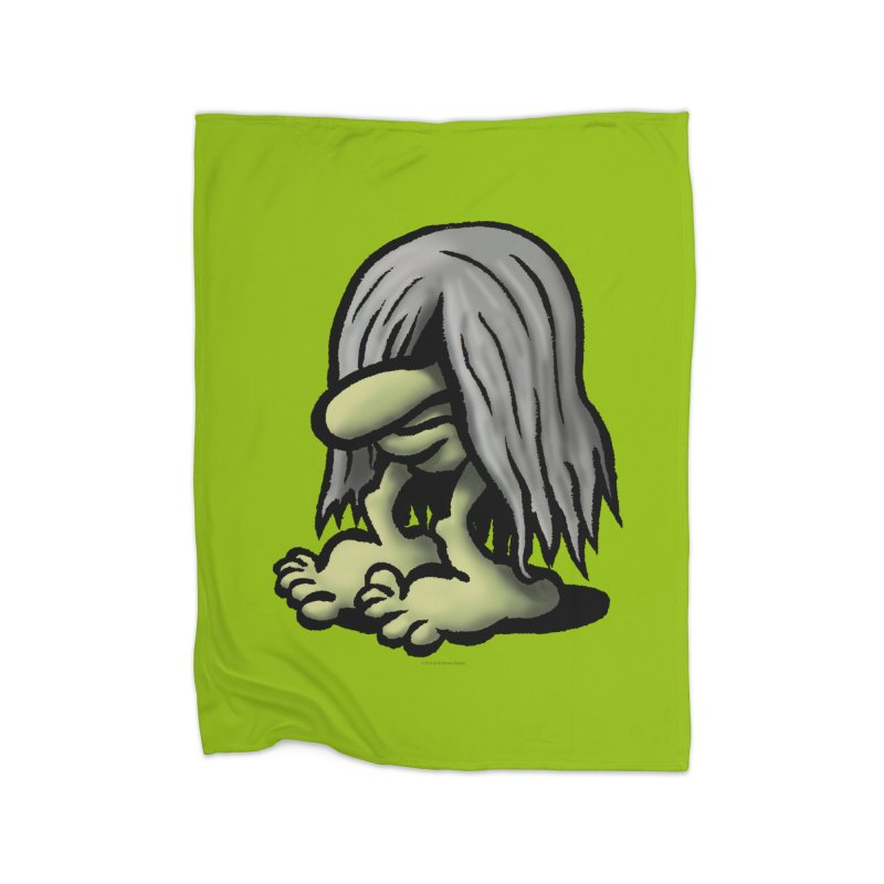Squirmish Card A60: DENDWIGGO Home Fleece Blanket Blanket by STWALLSKULL's Shirt Shack