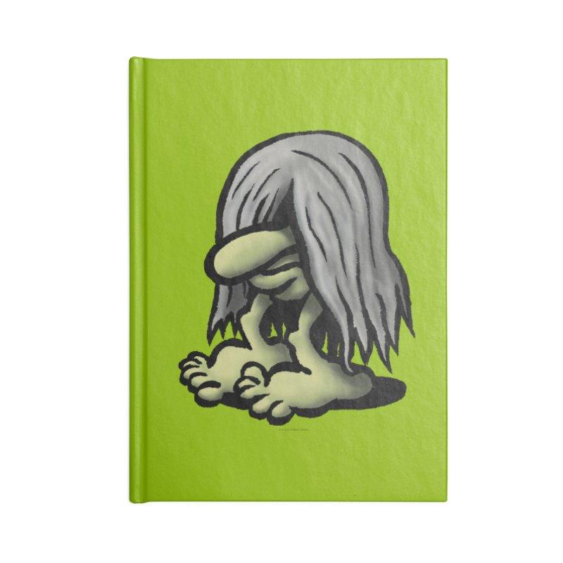 Squirmish Card A60: DENDWIGGO Accessories Blank Journal Notebook by STWALLSKULL's Shirt Shack