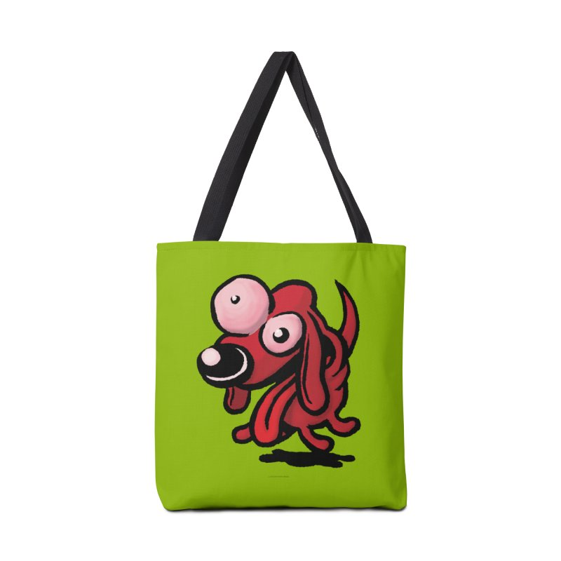 Squirmish Card A64: EXCITOPUP Accessories Tote Bag Bag by STWALLSKULL's Shirt Shack