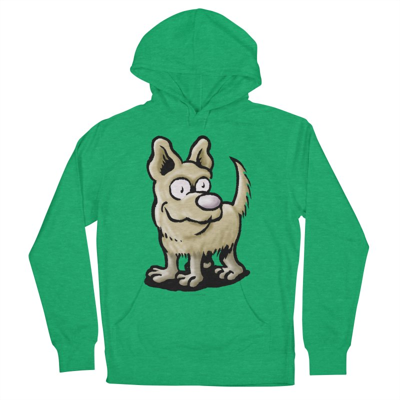 Squirmish Card A65: RUGGLES Women's French Terry Pullover Hoody by STWALLSKULL's Shirt Shack