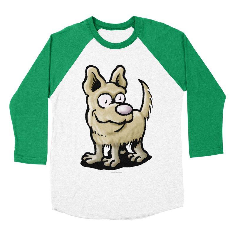 Squirmish Card A65: RUGGLES Men's Baseball Triblend Longsleeve T-Shirt by STWALLSKULL's Shirt Shack