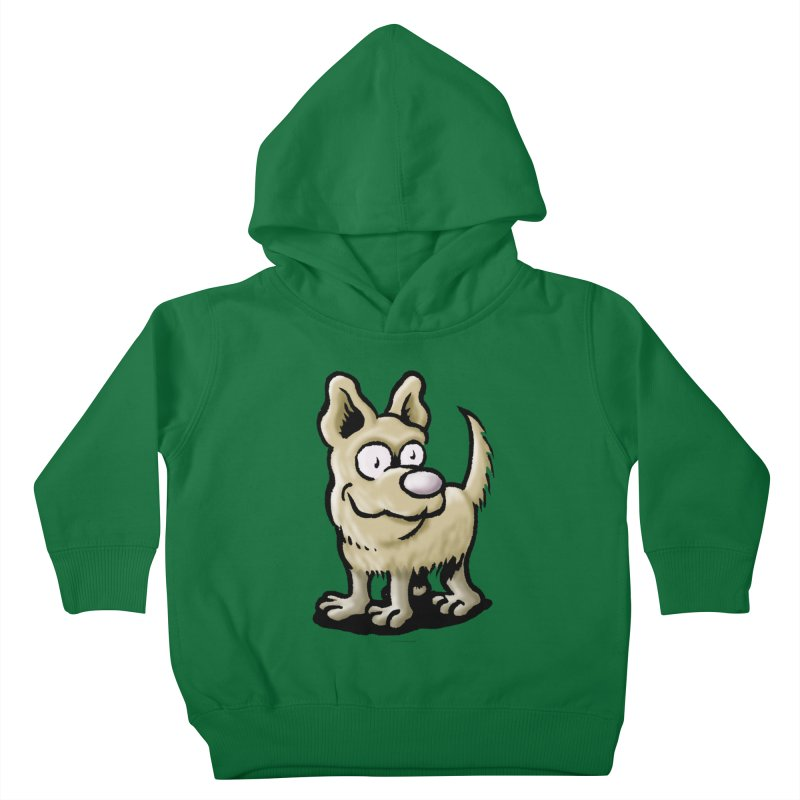 Squirmish Card A65: RUGGLES Kids Toddler Pullover Hoody by STWALLSKULL's Shirt Shack