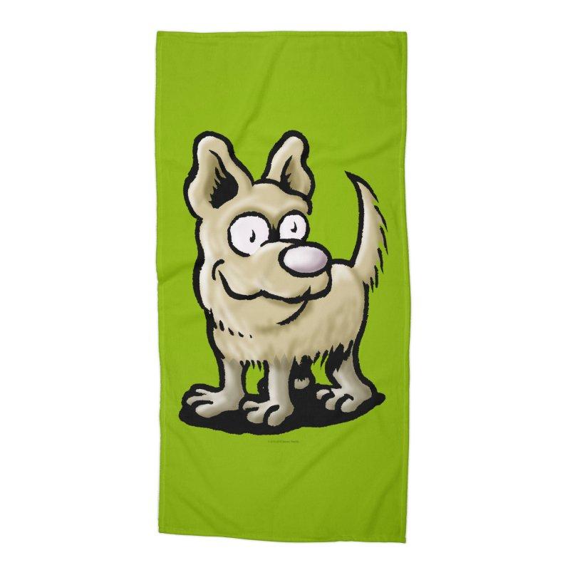 Squirmish Card A65: RUGGLES Accessories Beach Towel by STWALLSKULL's Shirt Shack