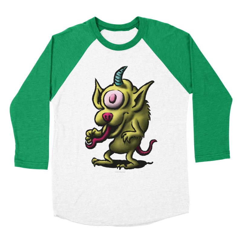 Squirmish Card A67: UNO OJO Men's Longsleeve T-Shirt by STWALLSKULL's Shirt Shack