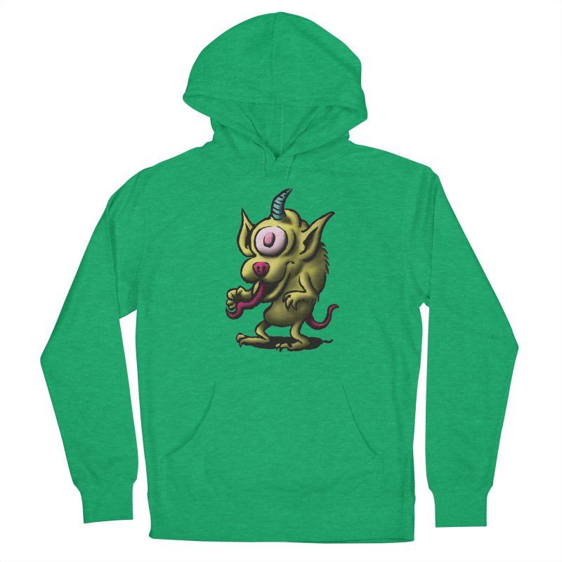 Squirmish Card A67: UNO OJO Men's Pullover Hoody by STWALLSKULL's Shirt Shack