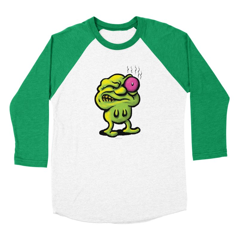 Squirmish Card A68: STINKEYE Women's Longsleeve T-Shirt by STWALLSKULL's Shirt Shack
