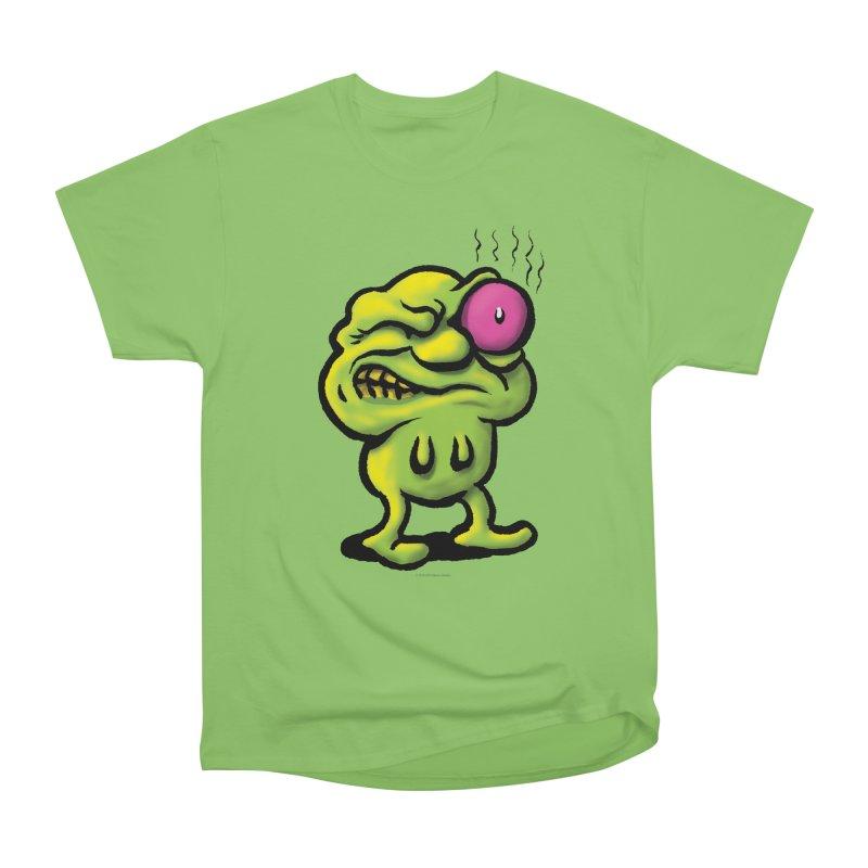 Squirmish Card A68: STINKEYE Men's T-Shirt by STWALLSKULL's Shirt Shack