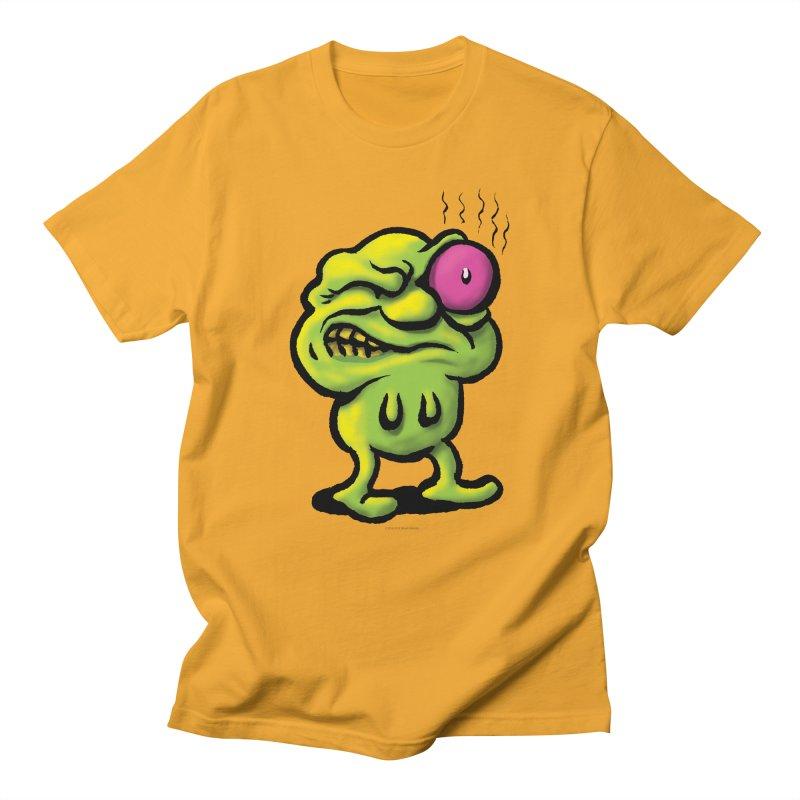 Squirmish Card A68: STINKEYE Women's Regular Unisex T-Shirt by STWALLSKULL's Shirt Shack
