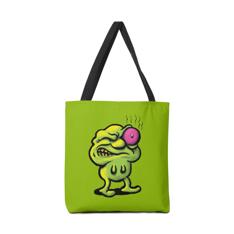 Squirmish Card A68: STINKEYE Accessories Bag by STWALLSKULL's Shirt Shack
