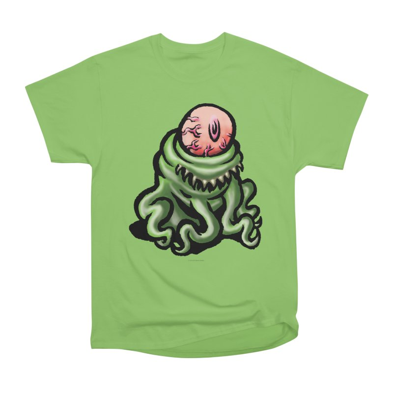 Squirmish Card A69: PINKEYE Men's T-Shirt by STWALLSKULL's Shirt Shack