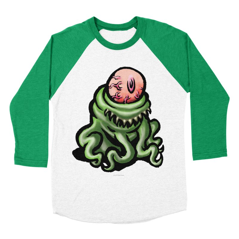 Squirmish Card A69: PINKEYE Men's Longsleeve T-Shirt by STWALLSKULL's Shirt Shack