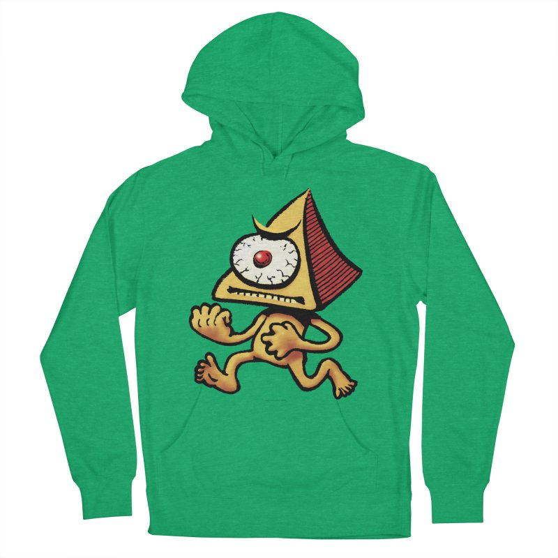 Squirmish Card A70: LOU MINETTI Men's Pullover Hoody by STWALLSKULL's Shirt Shack