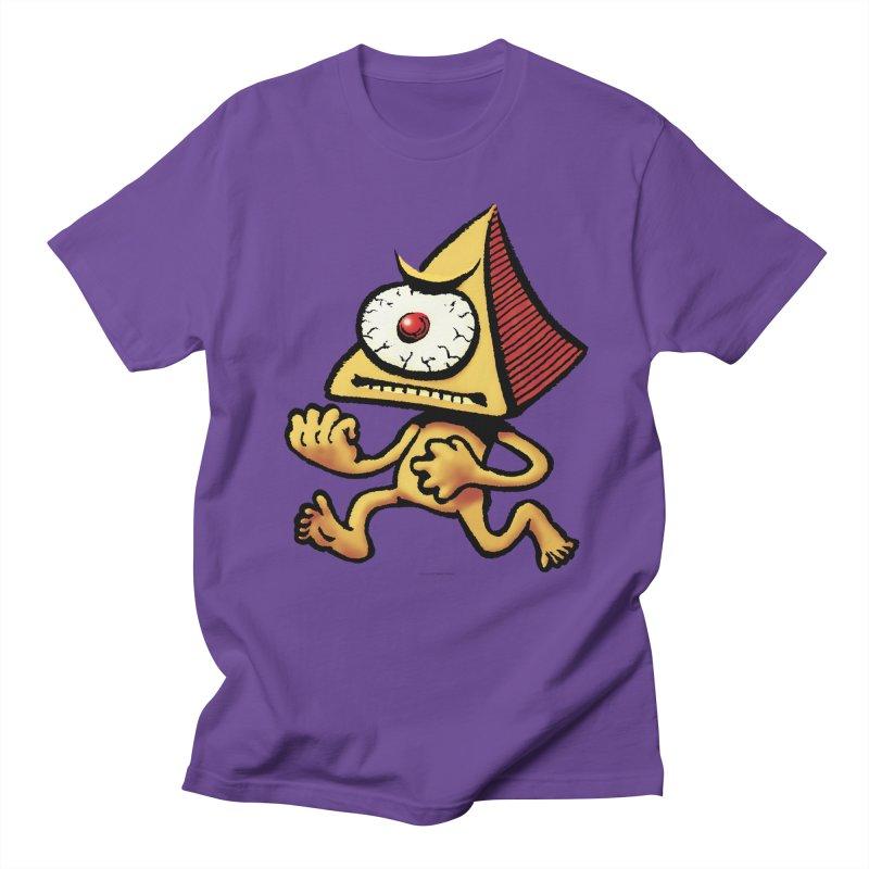 Squirmish Card A70: LOU MINETTI Women's Regular Unisex T-Shirt by STWALLSKULL's Shirt Shack