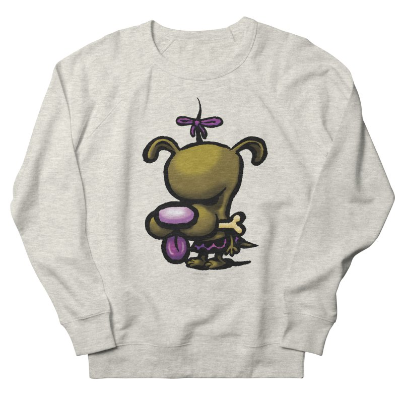 Squirmish Card B01: DOLLY BISCUIT Men's Sweatshirt by STWALLSKULL's Shirt Shack