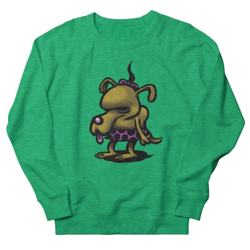 Squirmish Card B02: SALLY BISCUIT Women's Sweatshirt by STWALLSKULL's Shirt Shack