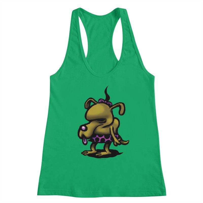 Squirmish Card B02: SALLY BISCUIT Women's Tank by STWALLSKULL's Shirt Shack
