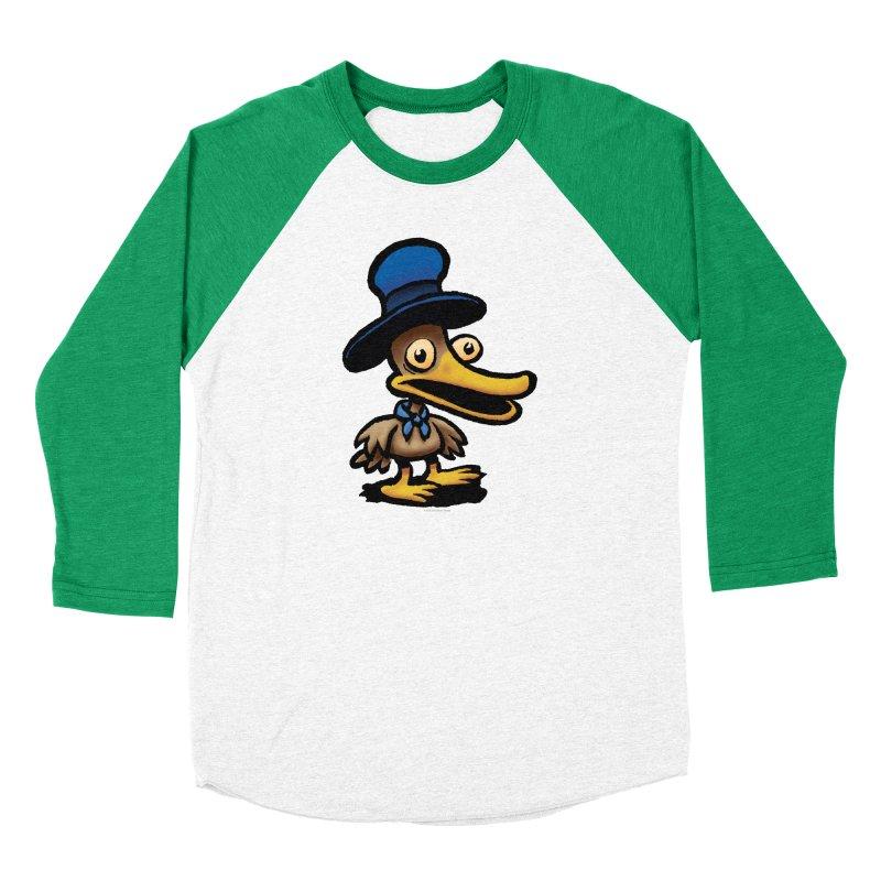 Squirmish Card C01: EGGS GRAVY Men's Baseball Triblend Longsleeve T-Shirt by STWALLSKULL's Shirt Shack
