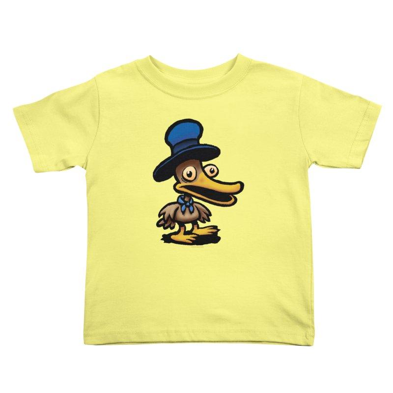 Squirmish Card C01: EGGS GRAVY Kids Toddler T-Shirt by STWALLSKULL's Shirt Shack