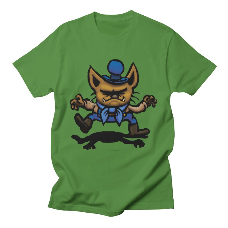 Squirmish Card C02: DON GRAVY Men's T-Shirt by STWALLSKULL's Shirt Shack