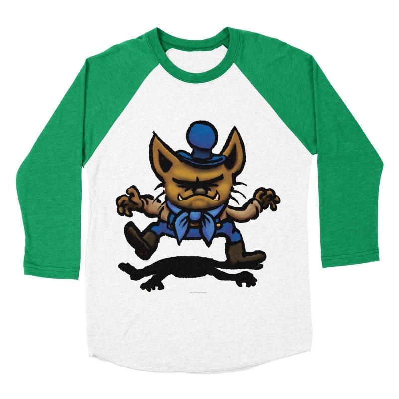 Squirmish Card C02: DON GRAVY Men's Baseball Triblend Longsleeve T-Shirt by STWALLSKULL's Shirt Shack
