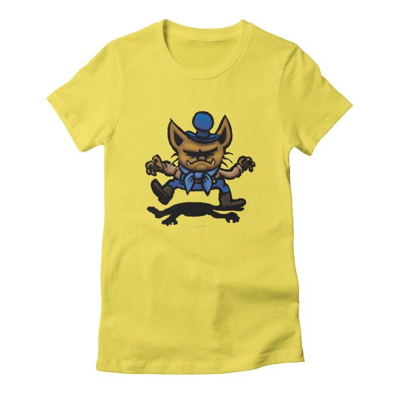 Squirmish Card C02: DON GRAVY Women's T-Shirt by STWALLSKULL's Shirt Shack