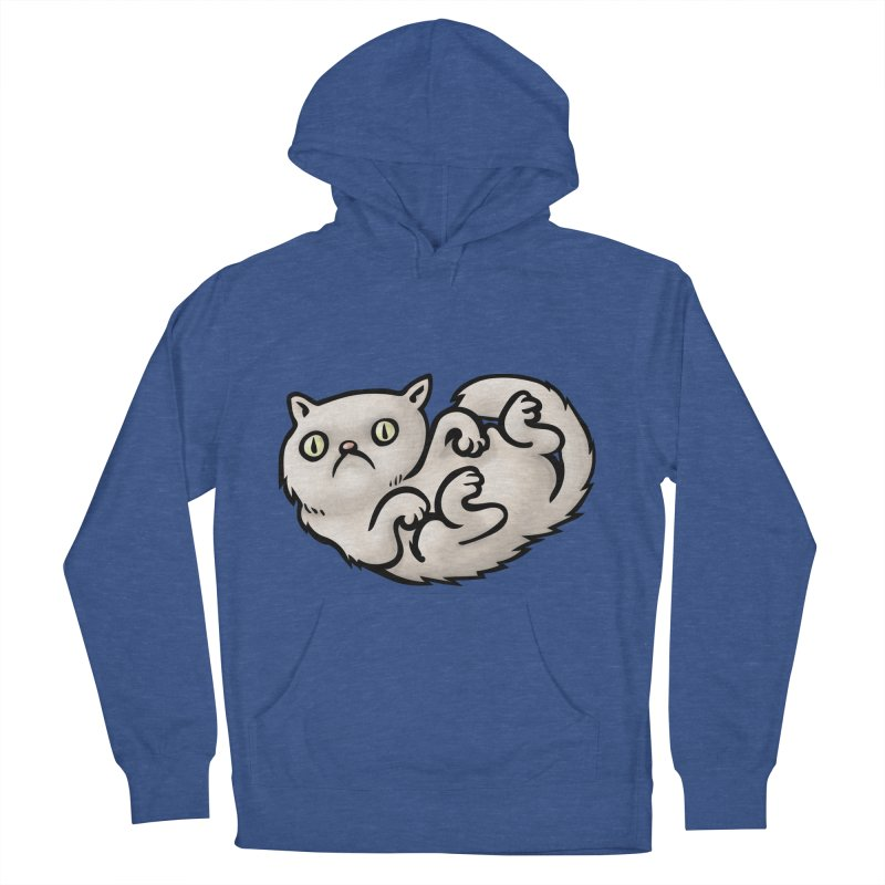 WHACHULOOKINAT? Men's French Terry Pullover Hoody by STWALLSKULL's Shirt Shack