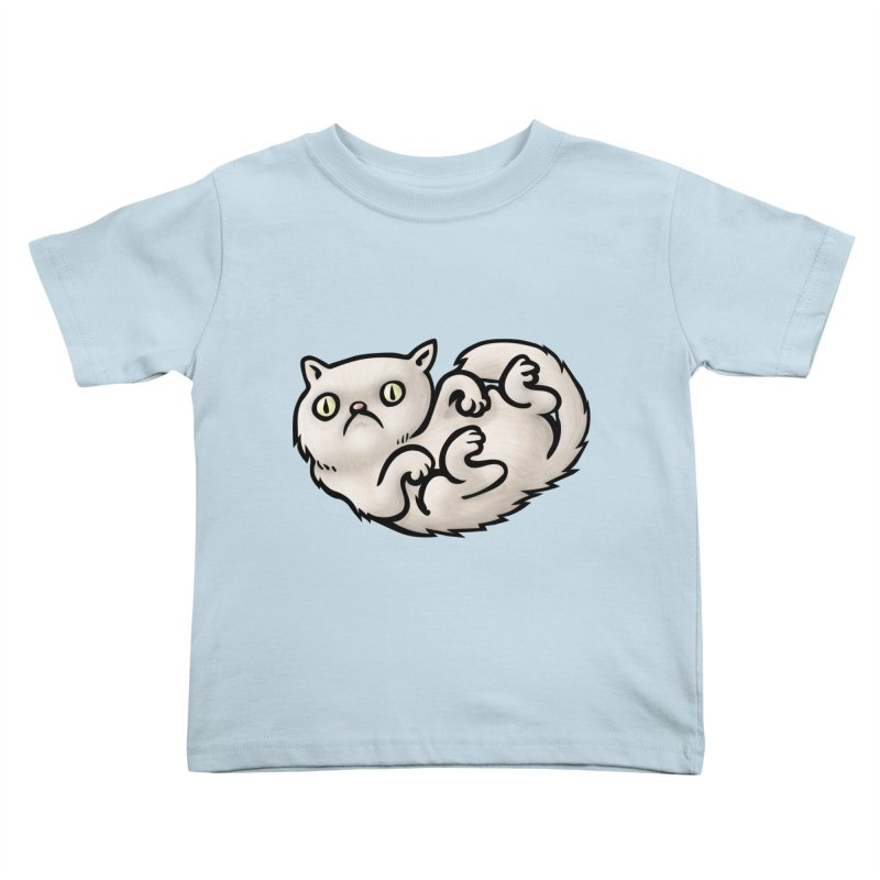 WHACHULOOKINAT? Kids Toddler T-Shirt by STWALLSKULL's Shirt Shack