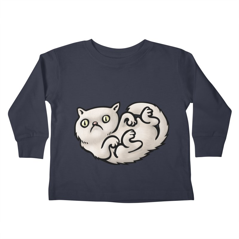 WHACHULOOKINAT? Kids Toddler Longsleeve T-Shirt by STWALLSKULL's Shirt Shack