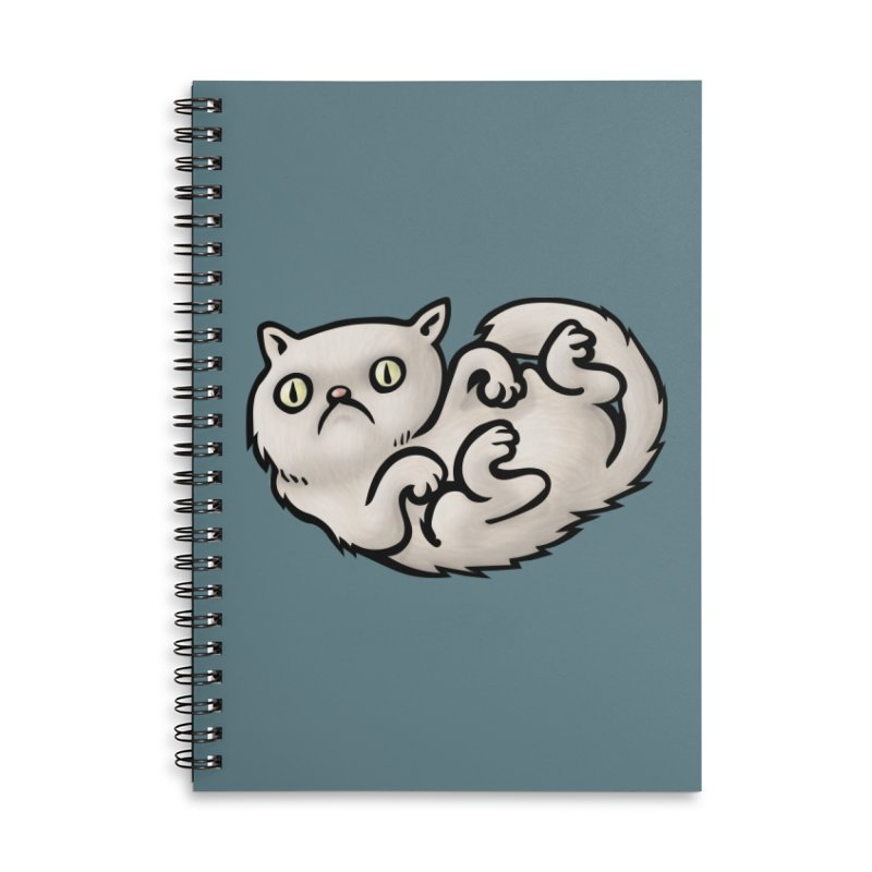 WHACHULOOKINAT? Accessories Lined Spiral Notebook by STWALLSKULL's Shirt Shack