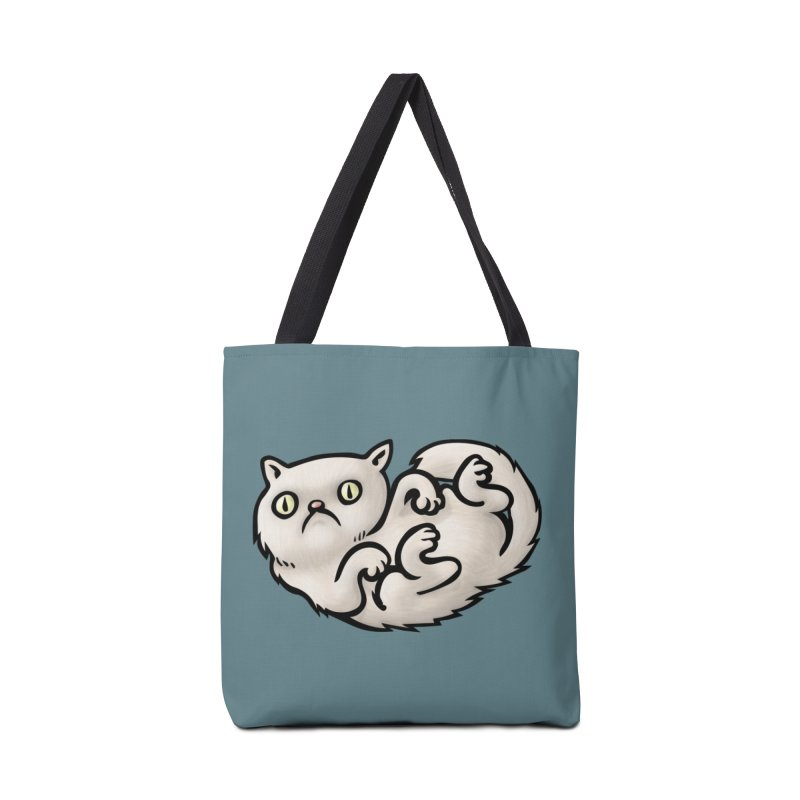 WHACHULOOKINAT? Accessories Tote Bag Bag by STWALLSKULL's Shirt Shack