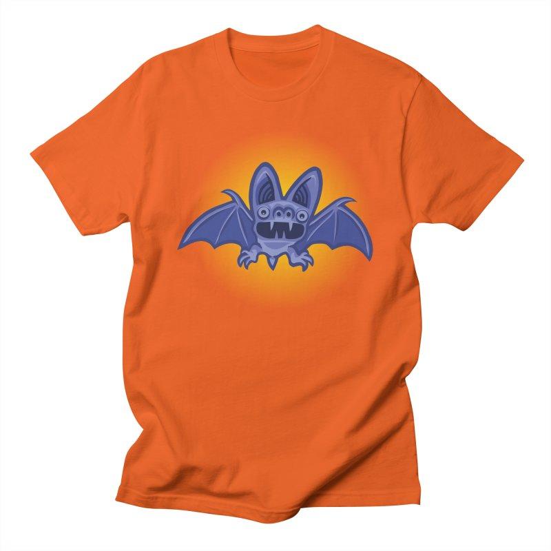 Bat Atcha Men's T-Shirt by STWALLSKULL's Shirt Shack