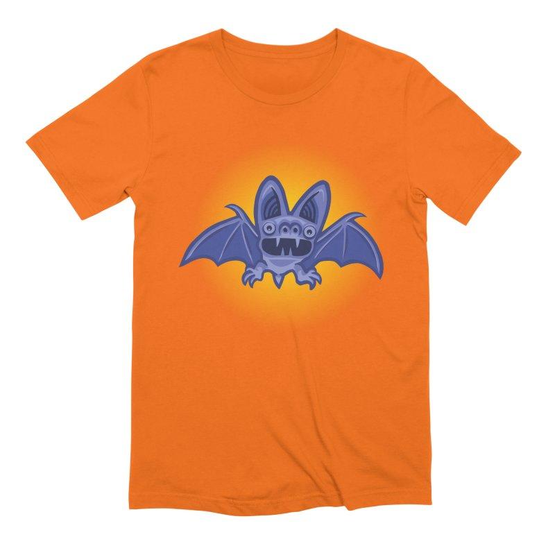 Bat Atcha Men's Extra Soft T-Shirt by STWALLSKULL's Shirt Shack